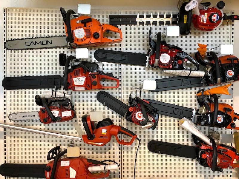 Tiempo de poda herramientas para podar respetando el - Motosierra electrica o gasolina ...