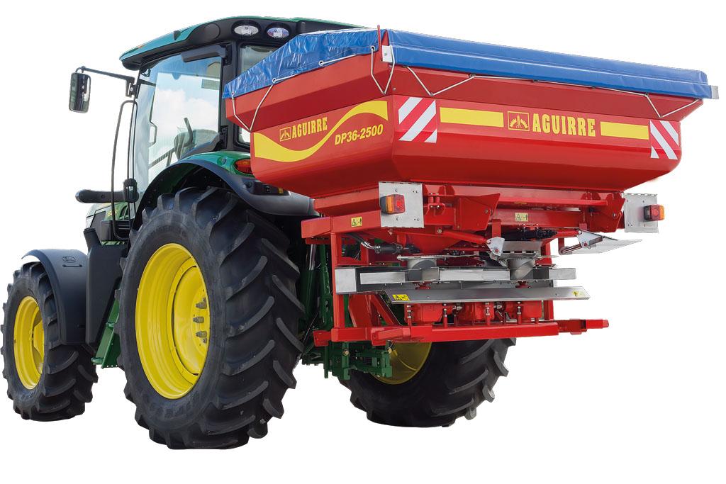 Abonadora - maquinaria agrícola
