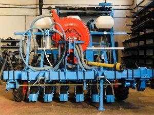 Maquinaria agrícola de segunda mano