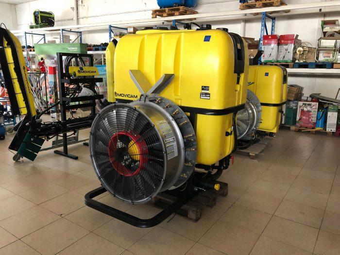 maquinaria agrícola atomizador